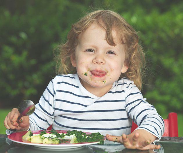 Toddler meal planner