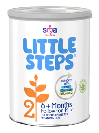 LITTLE STEPS Follow-on Milk 800 g powder