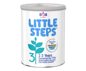 LITTLE STEPS Growing Up Milk Powder