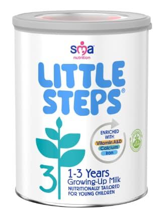 LITTLE STEPS Growing Up Milk 800 g Powder